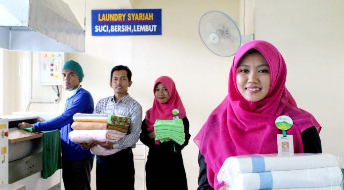 New Laundry Syariah