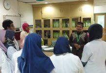 21 Okt MUKISI Kunjungan Mahasiswa Tanyakan Pelayanan RS Syariah Kepada Non Muslim