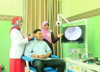 20 Feb Mukisi Bukan Mahram, RS Syari'ah Upayakan Tak Bersentuhan Saat Merawat Pasien