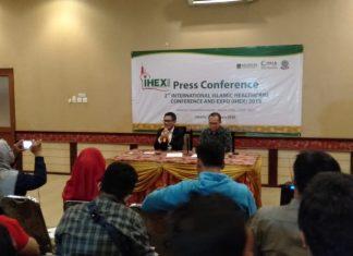 28 Feb Mukisi Konferensi Pers IHEX 2019 Dulu Konsolidasi, Sekarang Kolaborasi