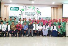21 Maret MUKISI Lagi, Satu Rumah Sakit Di Jawa Barat Akan Sertifikasi Syariah