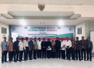 RSI Siti Khadijah Palembang Pendampingan Sertifikasi Syariah